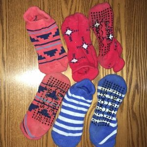3 pairs of Barre Socks
